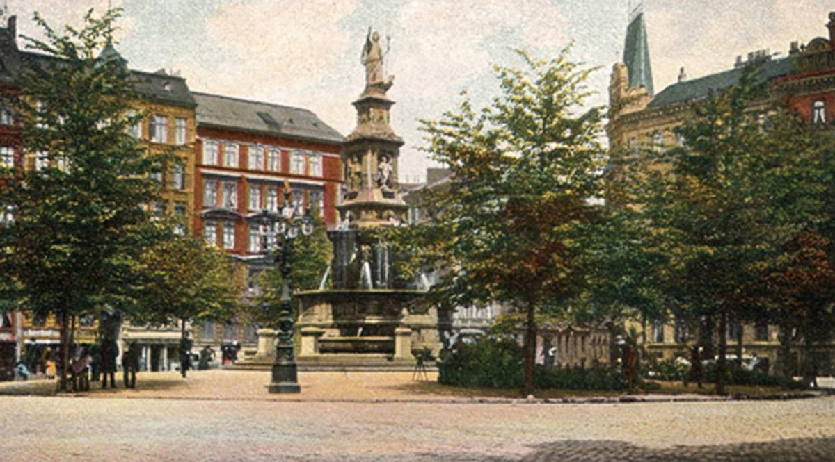 Hansaplatz 1915