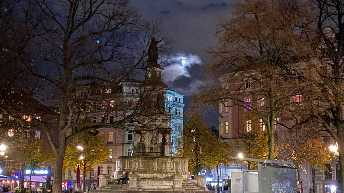 Hansaplatz 2020