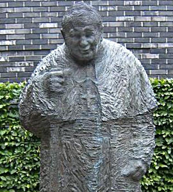 Danziger Str. 60: Papst Johannes Paul II