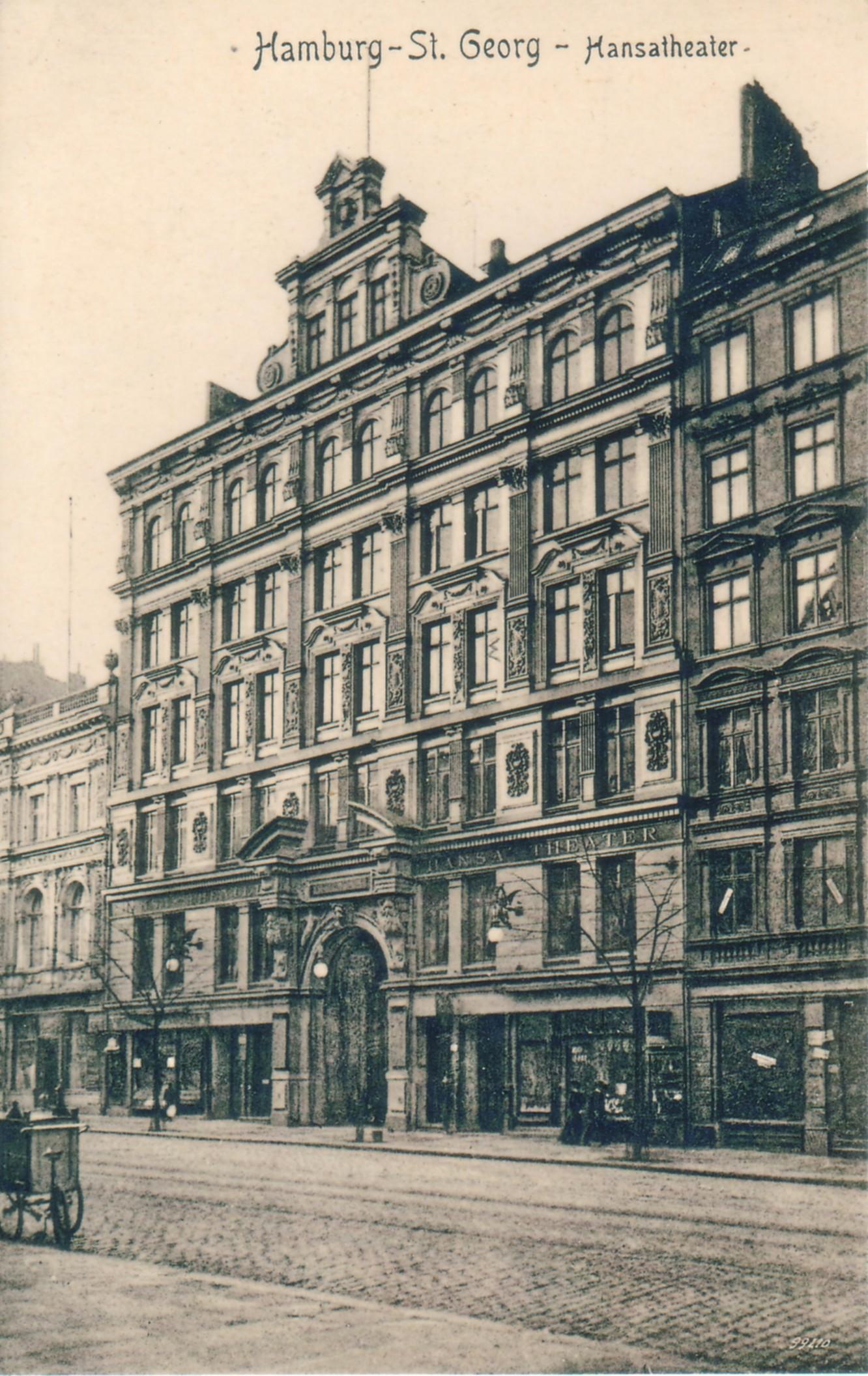 1900 Hansetheater